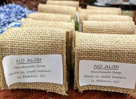 No Alibi Handmade Soap