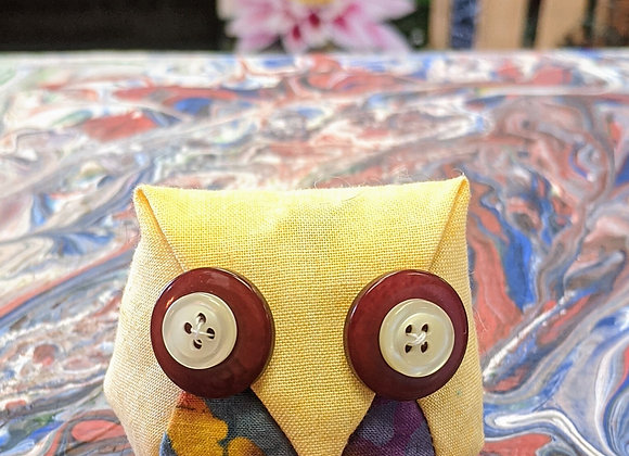 Toys - Small Fabric Owls