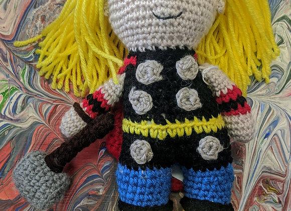 Toys - Super Hero Crocheted Dolls