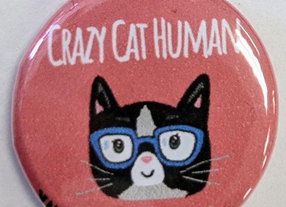 Crazy Cat Human