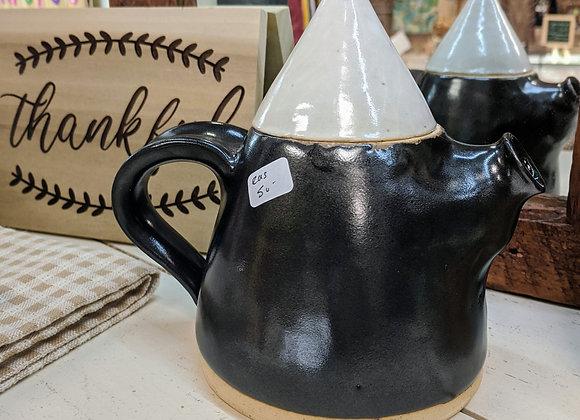 Handmade Clay Teapot