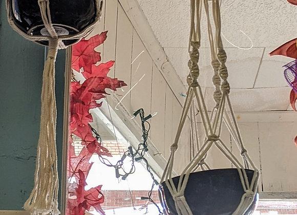 Home Decor - Macrame Plant Hanger
