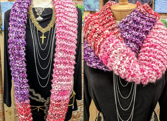 Accessories - Knitted Scarves