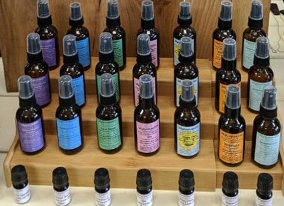 MyAromas2go Essential Oil Spray
