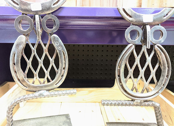 Home Decor - Metalwork Owls
