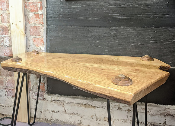 Furniture - Live Edge Wooden End Table