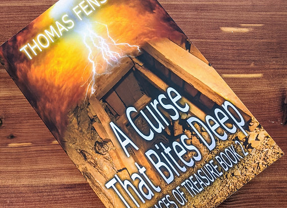 Traces of Treasure, Book 2 - A Curse that Bites Deep