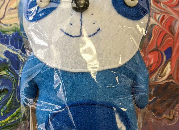 Blue Stuffed Animal