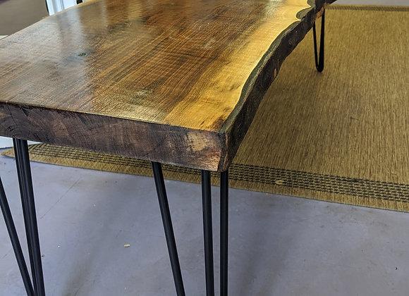 Furniture - Live Edge Oak Coffee Table