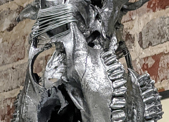 Dualy - Hanging Skull