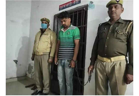 """""""Sexual assault accused, out on bail, shoots dead survivor's father in UP's Hathras"""""""