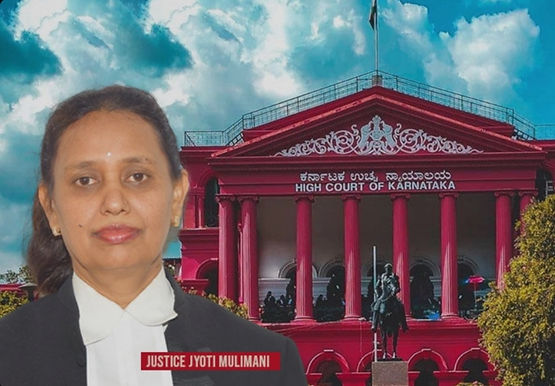 Another Judge Of Karnataka High Court Urges Lawyers To Avoid 'Your Lordship', 'My Lord'