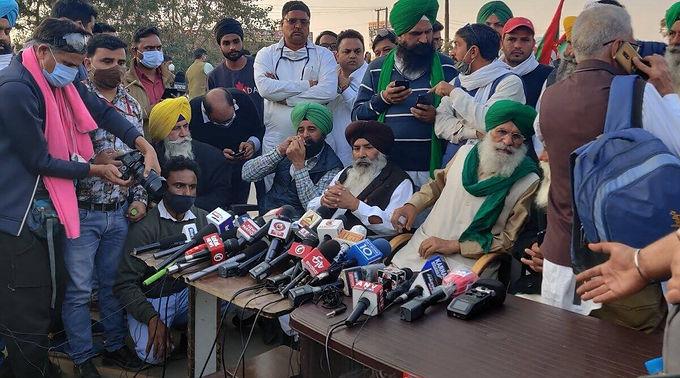 Delhi Chalo : Farmers refused government's proposal