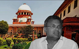 Supreme Court Directs Release Of Rs 2 Crores Deposited By MP Karti Chidambaram As Condition To Travel Abroad