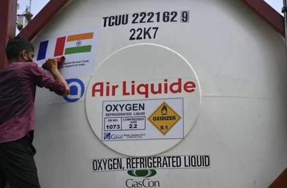 Each metro must have 100 MT oxygen storage: SC appointed NTF report