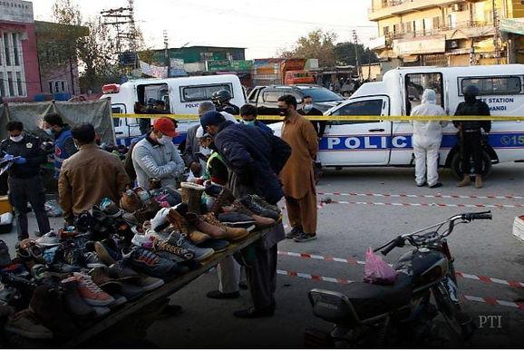 Pakistan arrests 3 Taliban terrorists involved in Rawalpindi blast