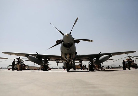 Afghan government airstrikes kill 24 civilians
