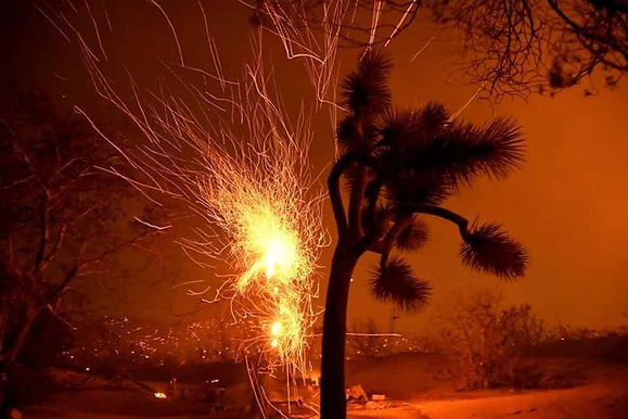 Wildfire risks might cause nearly million Californians to face blackouts