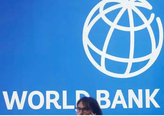 """""""World Bank raises India's FY22 GDP forecast to 10.1% from 5.4% earlier"""""""
