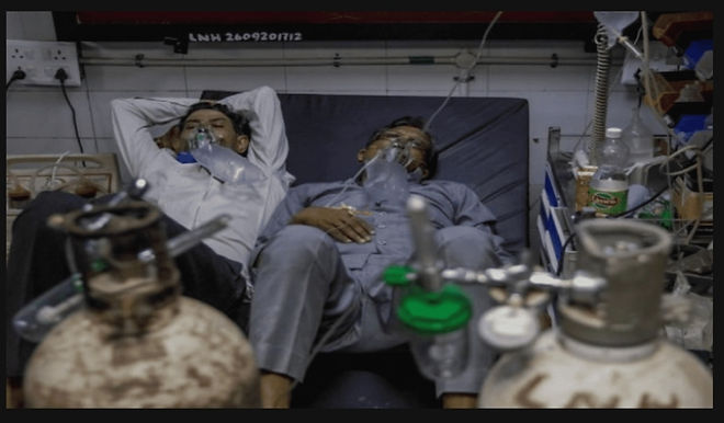 Delhi HC directs Centre to find immediate solution to oxygen shortage, holds manufacturer in contempt: