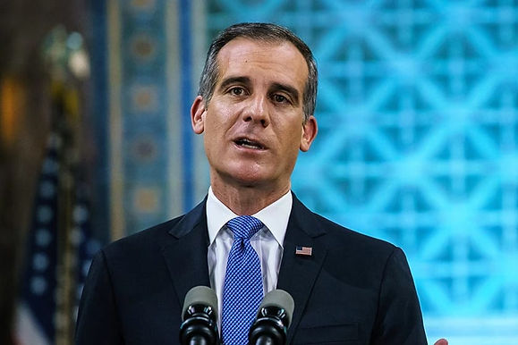 Eric Garcetti becomes United State's newly nominated envoy to India