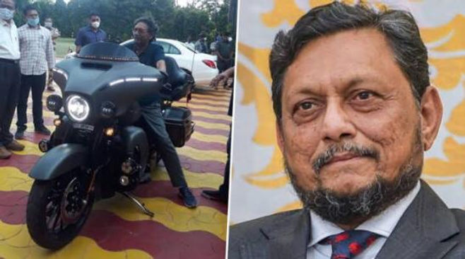 Contempt petition in Supreme Court against CJI S.A. Bobde for allegedly disobeying his own judgement