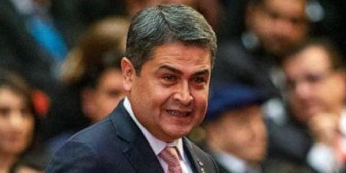 """Facing US investigation, Honduras president denies drug ties"""