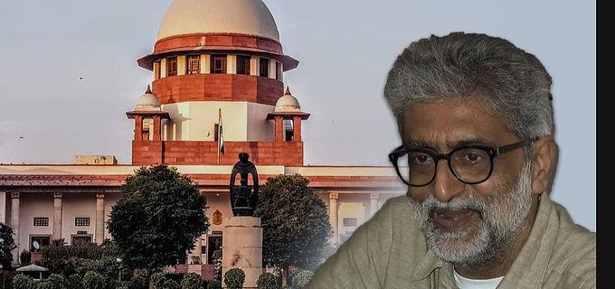 No statutory bail: Supreme Court dismisses plea by Gautam Navlakha against Bombay High Court order