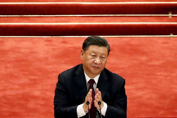 Chinese Communist Party clamps new rules for its members; bans public dissent
