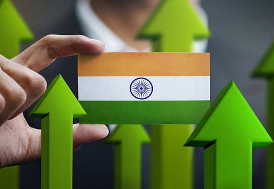 """""""S&P slashes India's GDP growth forecast to 9.8% for this fiscal"""""""
