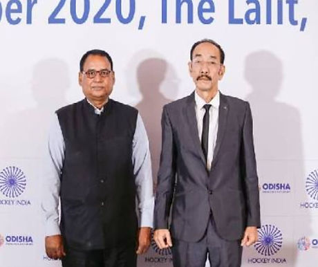 Manipur's Gyanendro becomes 1st president of Hockey India from northeast