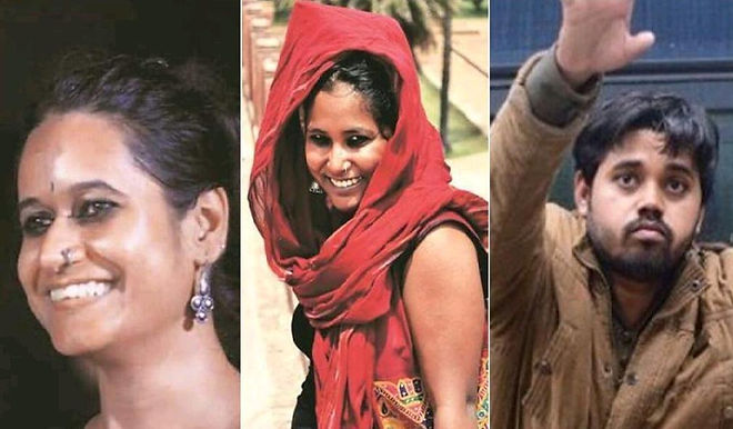 Delhi Police approaches SC against the bail of three student-activists in UAPA Anti terror case
