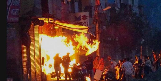 Delhi riots: HC awards bail to 4 men, questions testimony of cops: