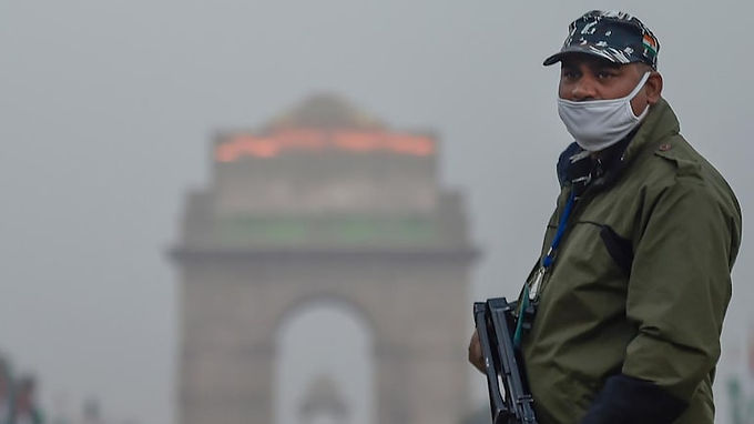 Security tightened in Delhi for Republic Day celebrations, farmers' tractor rally: