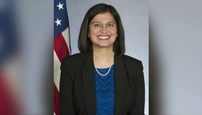 Indian-American Mala Adiga appointed as policy director of Jill Biden