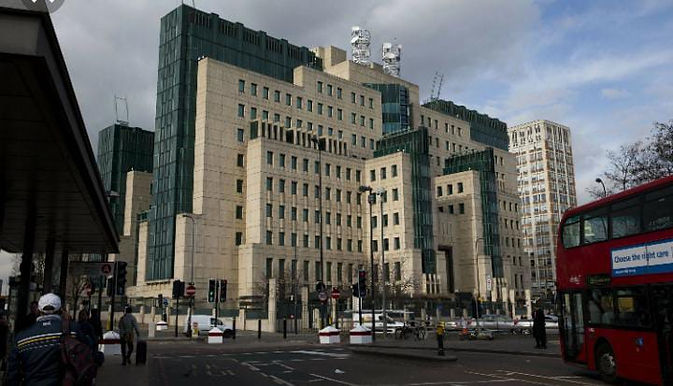 UK's MI6 apologizes for past treatment of LGBT spies
