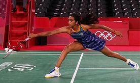 India's P.V. Sindhu enters quarterfinals