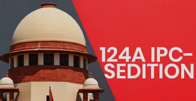 Challenge To Sedition Offence : Supreme Court Seeks Responses Of Attorney General, Union of India; Hearing On July 27