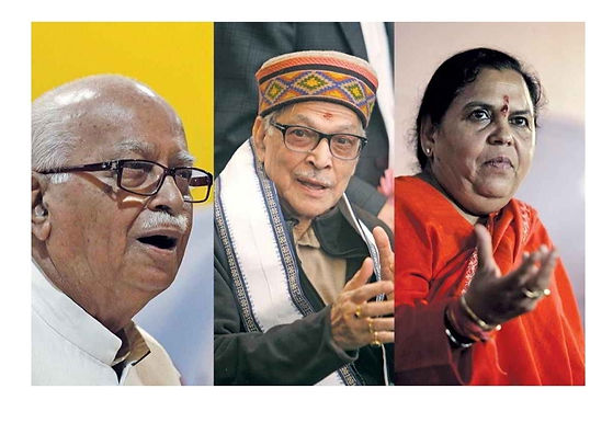 Babri case: AIMPLB moves Allahabad HC in appeal against acquittal of Advani, Joshi & others: