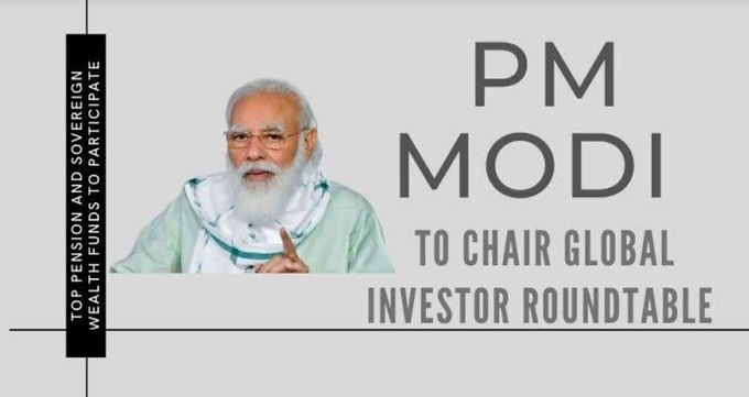 PM Narendra Modi to chair Global Investor Roundtable Conference today evening