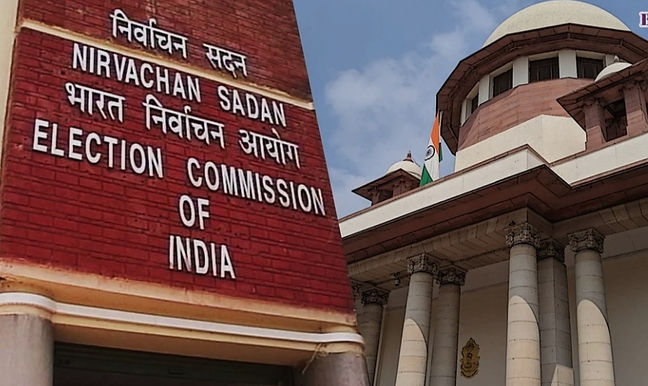 """""""Don't want to demoralise High Courts, media should be allowed to report oral observations:"""" Supreme Court to Election Commission:"""