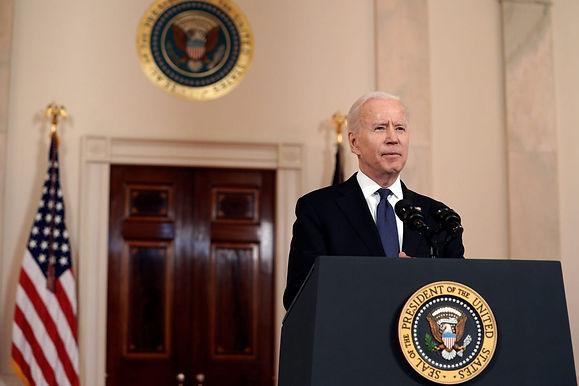 President Joe Biden announces $6 trillion budget for the next year