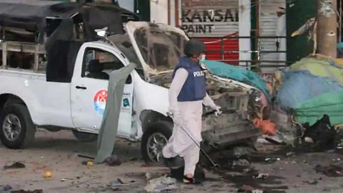 At least 7 killed, dozens injured in blast at religious school in Pakistan:Officials