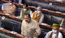 Chandrayan 3 likely to be launched during third quarter of 2022 : Jitendra Singh