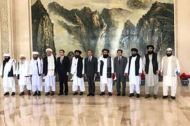 Taliban leader meets with Chinese Foreign Minister and declares that his group will not allow terrorists to operate from Afghanistan