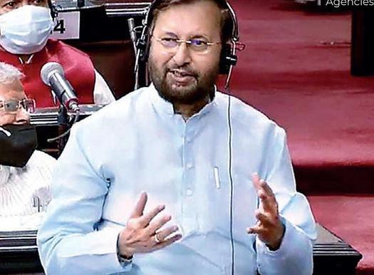 """""""Govt always makes efforts to revive PSUs that can be revived: Prakash Javadekar in Lok Sabha"""""""