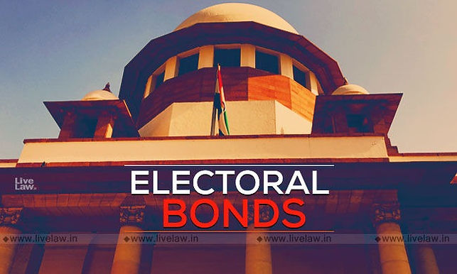 An urgent application has been filed by the Association for Democratic Reforms before the Supreme Court seeking the hearing of the PIL on the issue of the Electoral Bonds scheme, in light of the upcoming Bihar Elections.