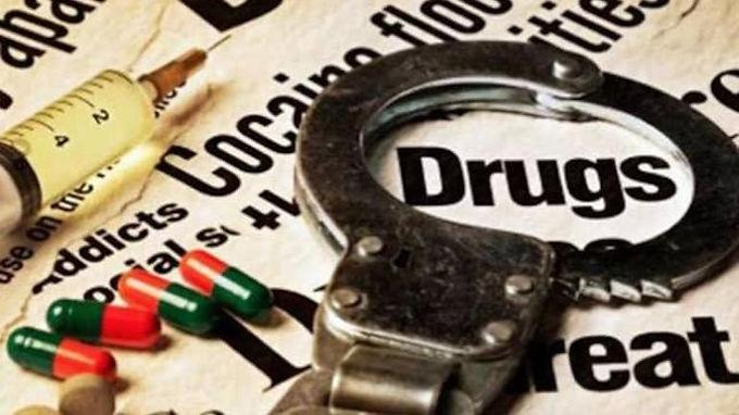 NCB seizes 23.9kg Codeine meant for supply to street children in Mumbai.