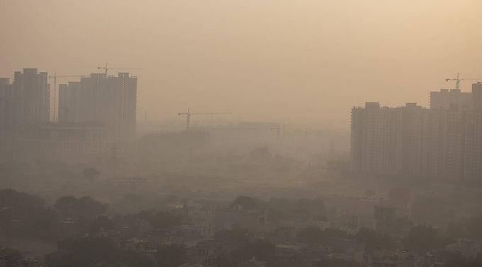 """Green Delhi"""" app to curb air pollution"""