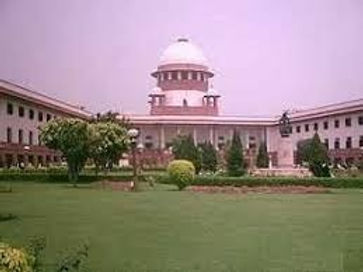 Supreme Court dismisses the plea seeking that thre is No Freedom of Speech with respect to subjudice matters.